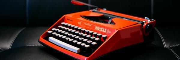 nietypowy sposób pisania